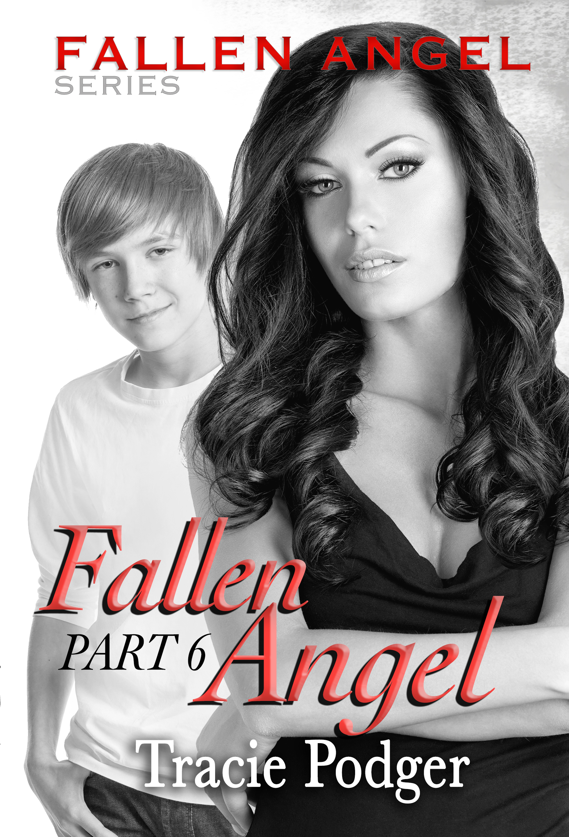 FALLEN ANGEL Part 6 ecover
